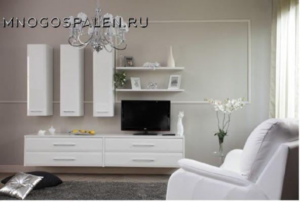 Гостиная «Эллит» купить в салоне-студии мебели Барселона mnogospalen.ru много спален мебель Италии классические современные