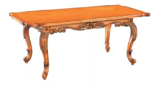 Стол обеденный Edward купить в салоне-студии мебели Барселона mnogospalen.ru много спален мебель Италии классические современные