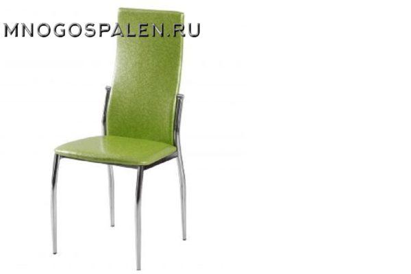 Стул 2368 зеленый купить в салоне-студии мебели Барселона mnogospalen.ru много спален мебель Италии классические современные