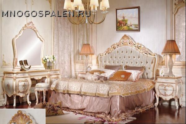 Спальня Лайма купить в салоне-студии мебели Барселона mnogospalen.ru много спален мебель Италии классические современные