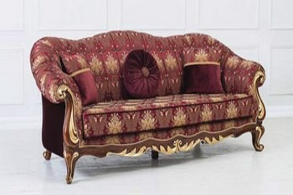 Диван трехместный Madeira купить в салоне-студии мебели Барселона mnogospalen.ru много спален мебель Италии классические современные