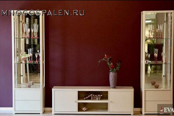 Гостиная LILIA купить в салоне-студии мебели Барселона mnogospalen.ru много спален мебель Италии классические современные