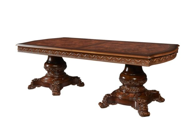 Стол F609-D купить в салоне-студии мебели Барселона mnogospalen.ru много спален мебель Италии классические современные