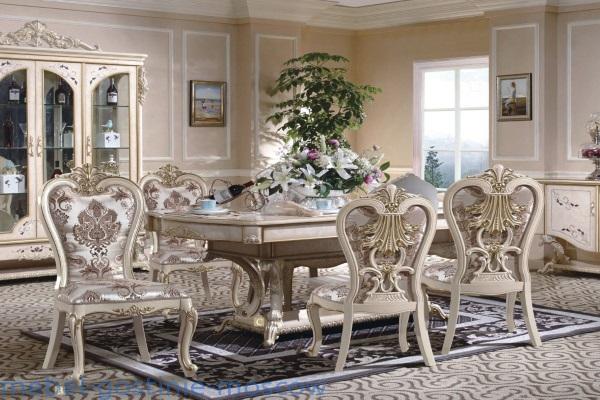 Гостиная Наполеон 3888W купить в салоне-студии мебели Барселона mnogospalen.ru много спален мебель Италии классические современные