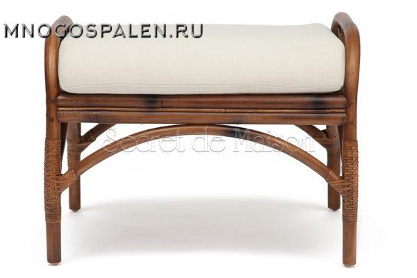 Оттоманка Secret De Maison Kavanto купить в салоне-студии мебели Барселона mnogospalen.ru много спален мебель Италии классические современные