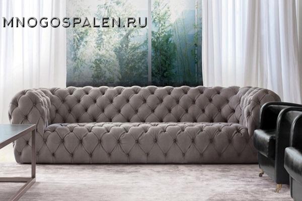 Диван Chester Moon GM купить в салоне-студии мебели Барселона mnogospalen.ru много спален мебель Италии классические современные