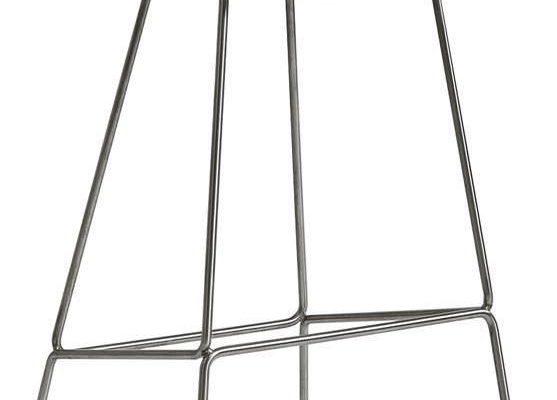 Барный стул Neo серый купить в салоне-студии мебели Барселона mnogospalen.ru много спален мебель Италии классические современные
