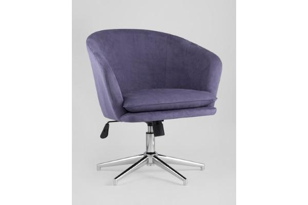 Кресло Харис синее купить в салоне-студии мебели Барселона mnogospalen.ru много спален мебель Италии классические современные